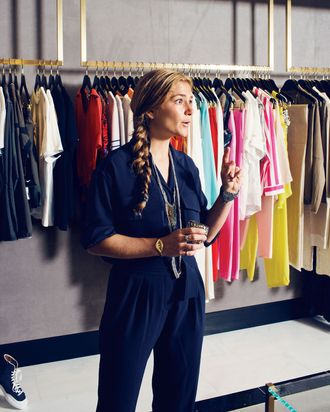 4e02bf69968 Is Fivestory s Claire Distenfeld the Lena Dunham of High-End Retail