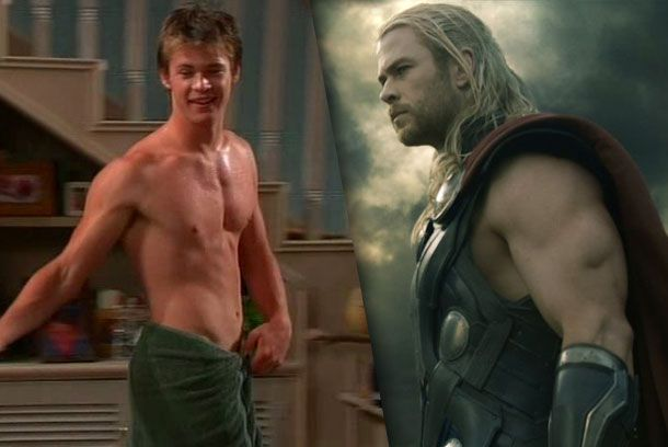 Before/After Pics: Actors Who Got Superhero Buff -- Vulture