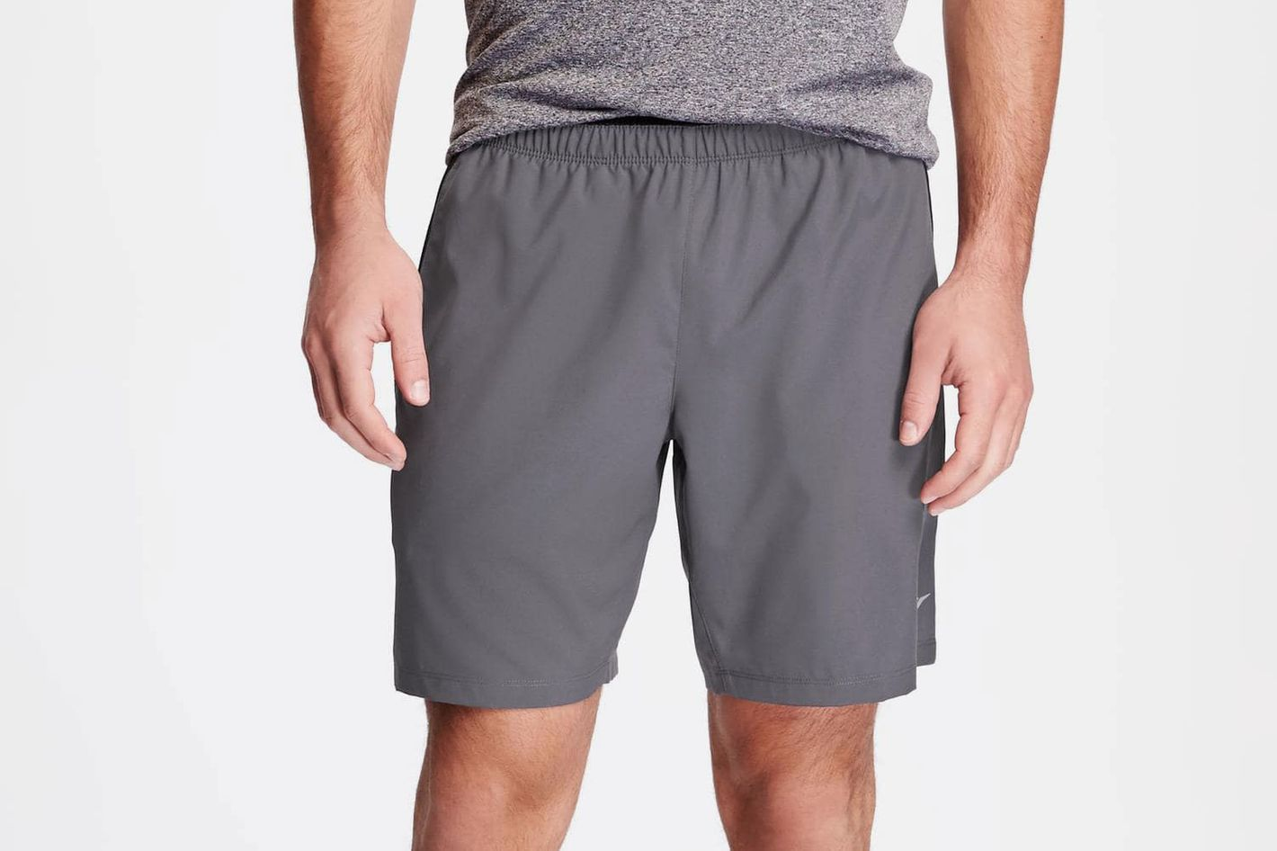 "Old Navy 9"" Go-Dry Running Shorts for Men"