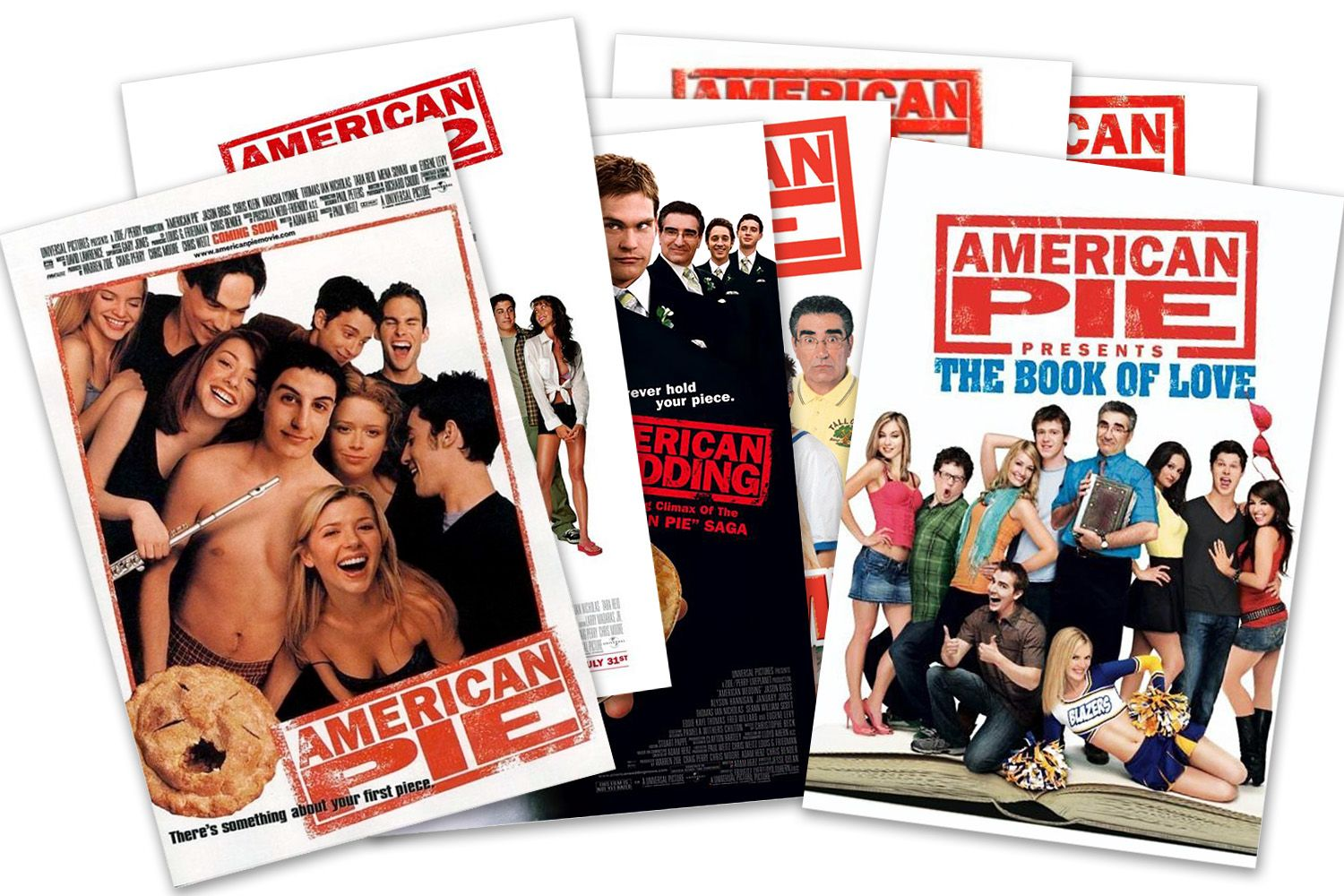 American Pie Book Of Love two writers watch all seven american pies for a case study