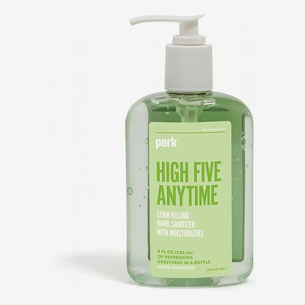 Perk Instant Hand Sanitizer with Moisturizers, 8 oz.