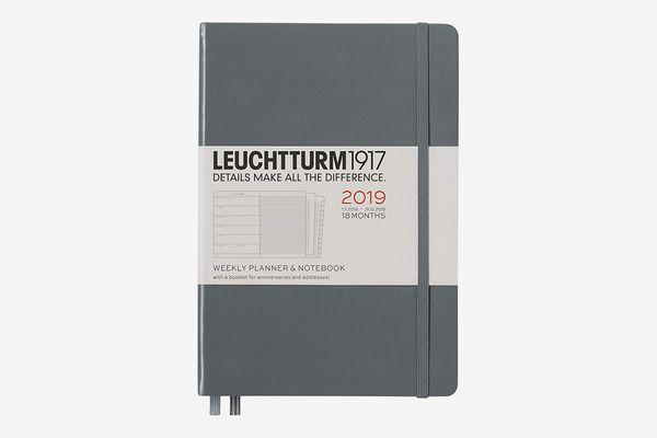 Leuchtturm1917 A5 Medium 18 Months Weekly Planner