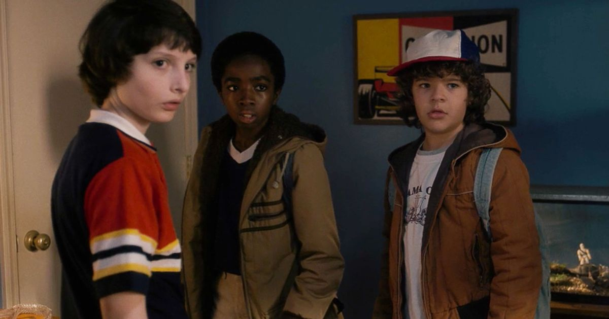 How '80s Are the Names on Stranger Things?