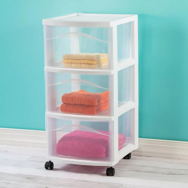 Room Essentials 3-Drawer Medium Cart