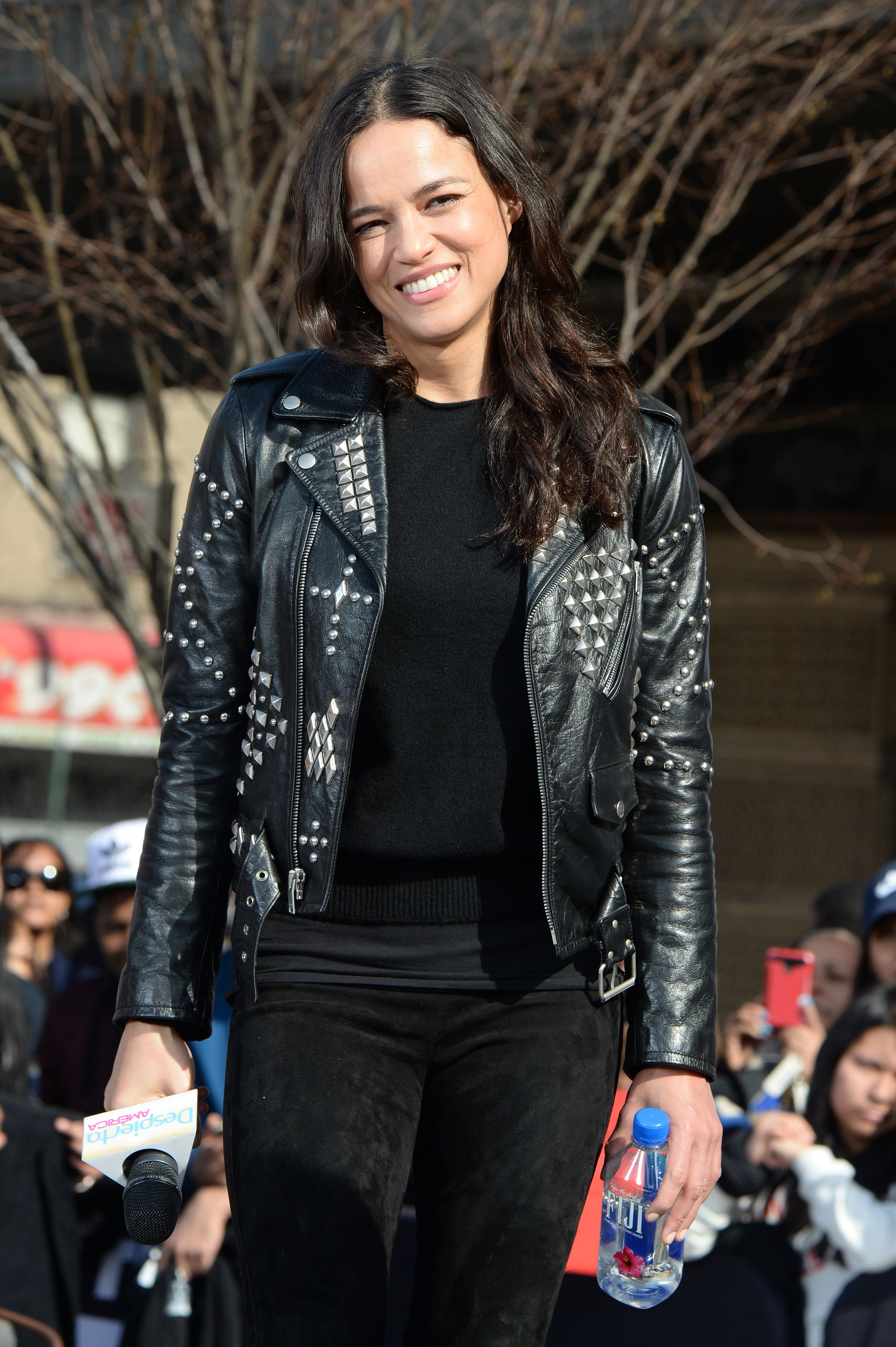 Partner michelle rodriguez Who is