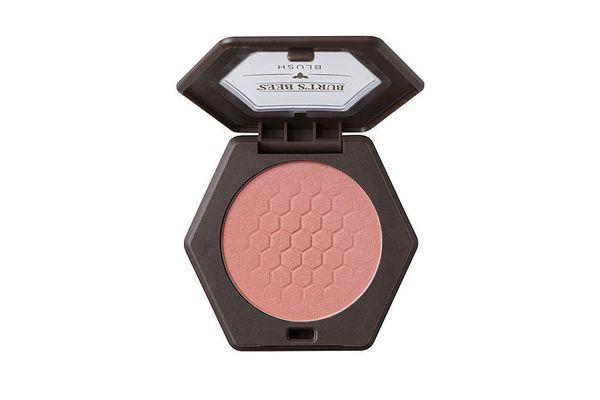 Burt's Bees Blush in Shy Pink