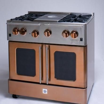 A Stove-Top Chef.