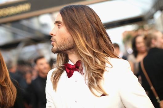 HOLLYWOOD, CA - MARCH 02:  Actor Jared Leto attends the Oscars at Hollywood & Highland Center on March 2, 2014 in Hollywood, California.  (Photo by Christopher Polk/Getty Images)