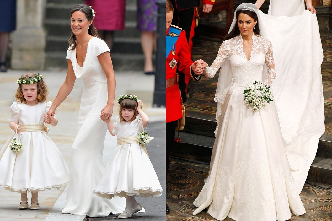 will knockoffs of pippa middleton s bridesmaid s dress