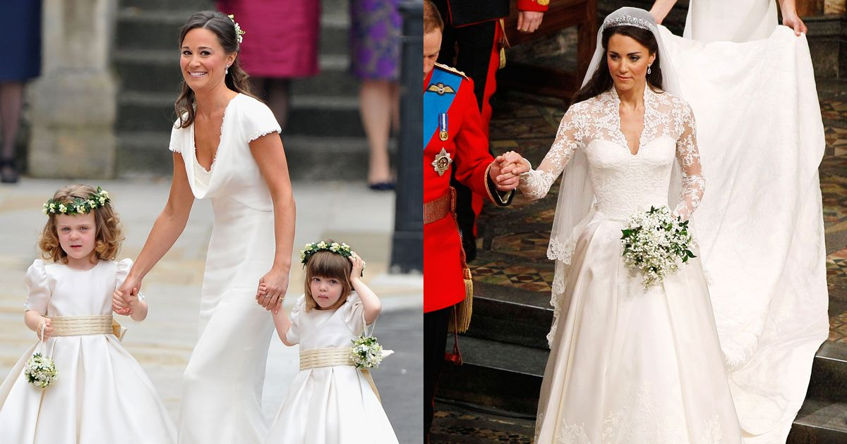 Will Knockoffs of Pippa Middleton\'s Bridesmaid\'s Dress Outsell ...