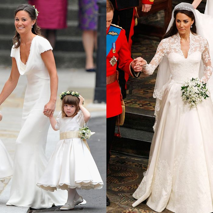Will Knockoffs Of Pippa Middletons Bridesmaids Dress Outsell