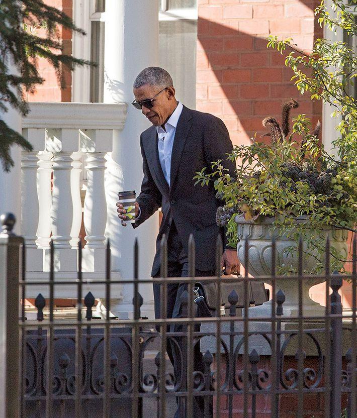Where Is Barack Obama