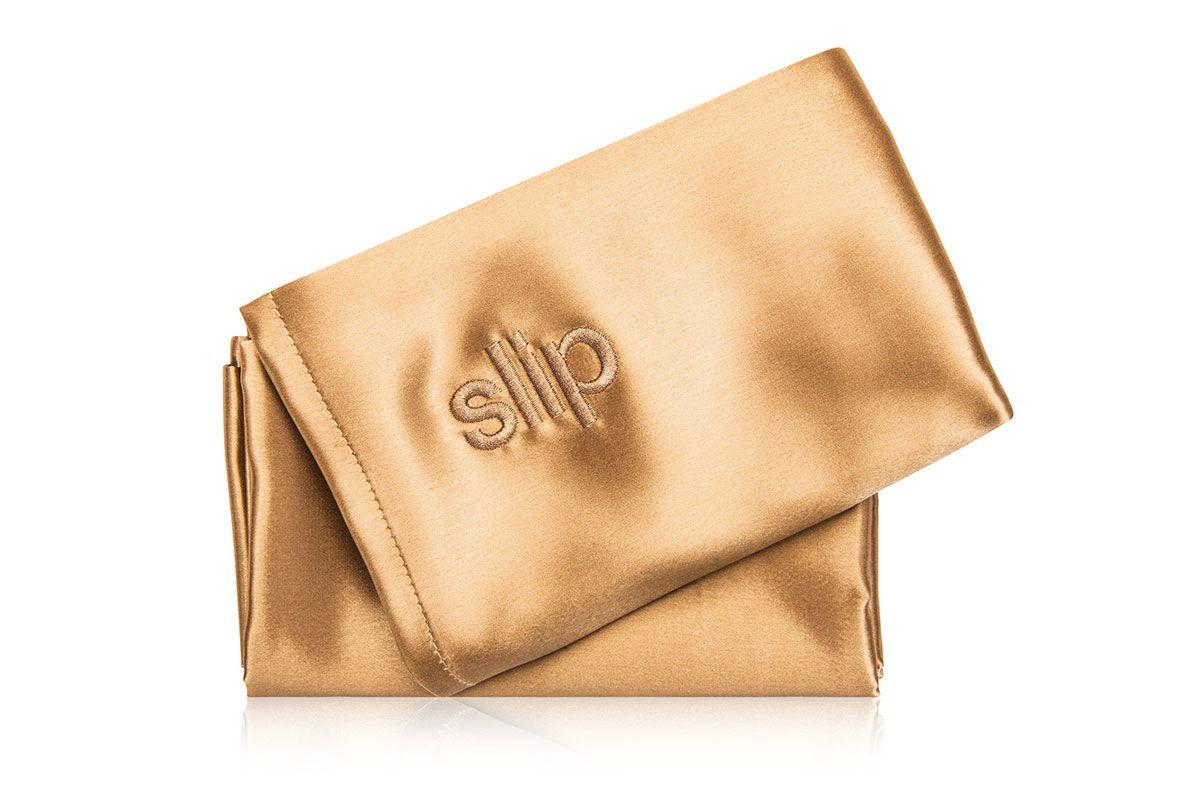Slip Queen Pure Silk Pillowcase — White