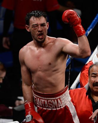 Robert Guerrero goes 12 rounds with Andre Berto Saturday night. Robert Guerrero took the win by unanimous decision to keep his WBC Interim Welterweight World Championship title at the Citizens Business Bank Arena in Ontario.