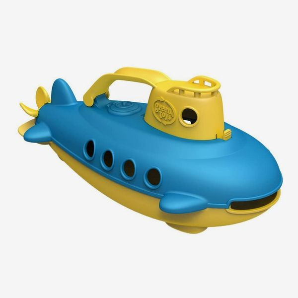 Green Toys Yellow and Blue Submarine