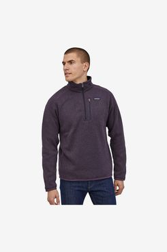 Patagonia Better Sweater 1/4-Zip Fleece Jacket
