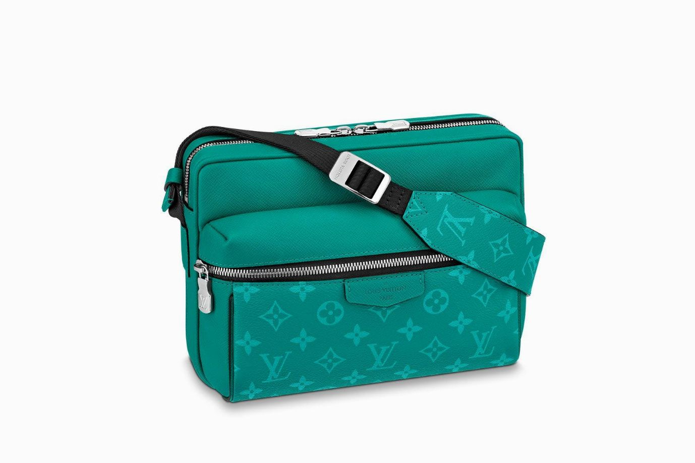 Outdoor Messenger in Green