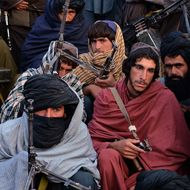 Taliban Fighters Are Unimpressed With McDonald's Food