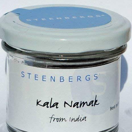 Steenbergs Kala Namak Indian Black Salt