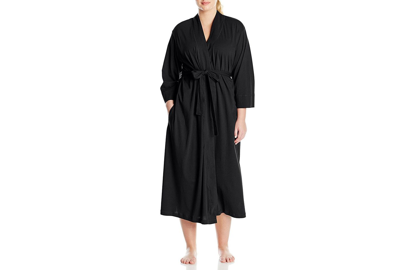 58eaf408aa Jockey Women s Plus Size Bathrobe