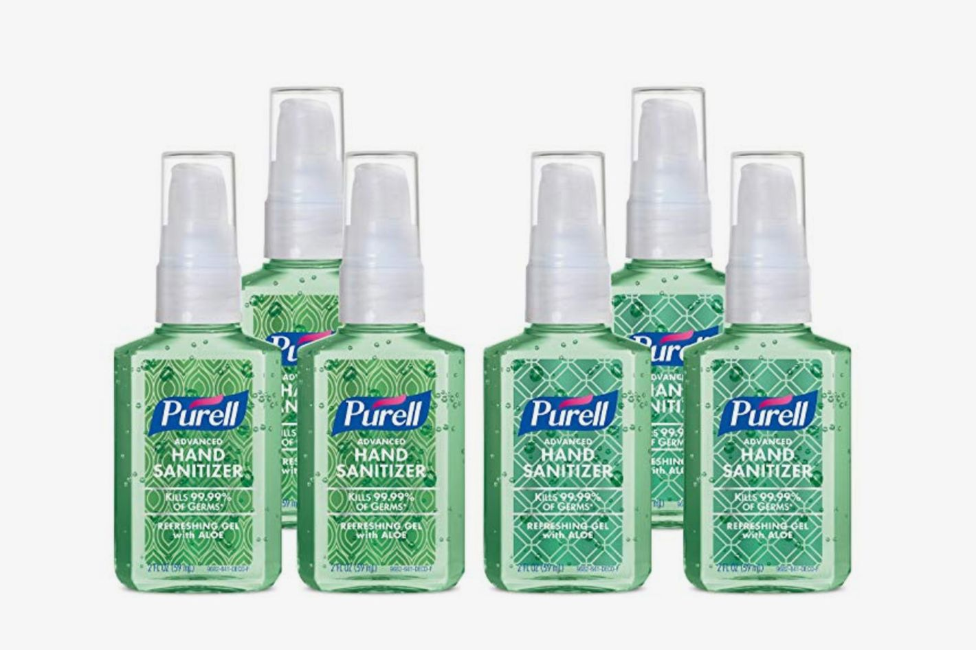 PURELL Advanced Hand Sanitizer Gel with Aloe