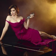 Crazy Ex-Girlfriend -- CEG1_Rebecca_3061.jpg -- Pictured: Rachel Bloom as Rebecca Bunch -- Photo: Smallz & Raskind/The CW -- © 2015 The CW Network, LLC. All Rights Reserved.