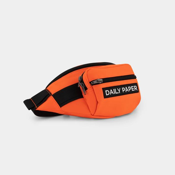 Daily Paper Flame Orange Waistbag