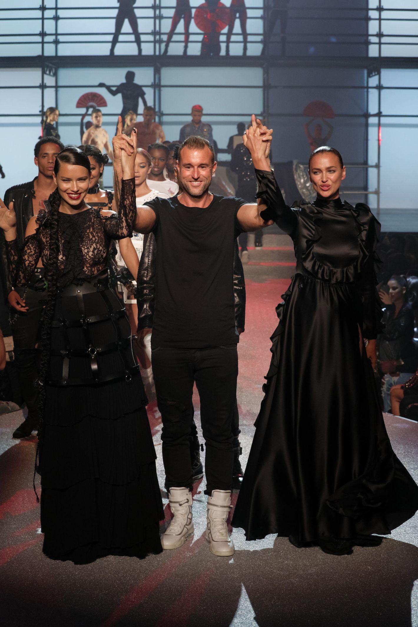 4652caa42d7 Nicki Minaj Called Out the Fashion Industry at Philipp Plein