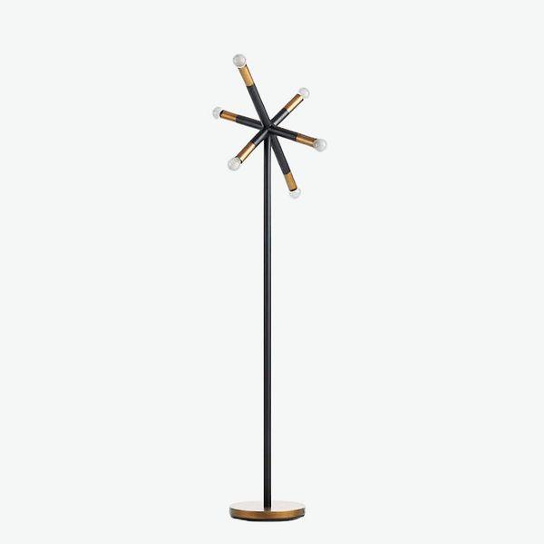 Crate & Barrel Sputnik Floor Lamp