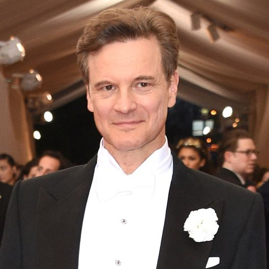 Colin Firth Is 'Alre...