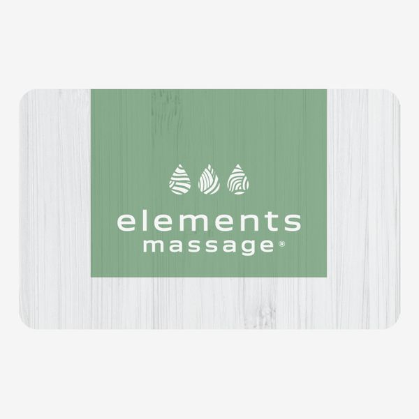 Elements Massage Gift Card
