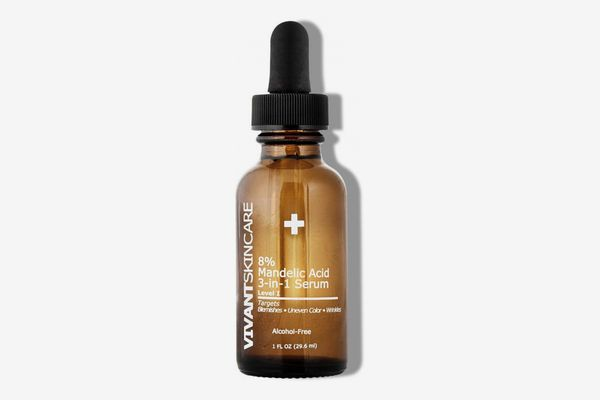 Vivant Skincare 8% Mandelic Acid 3-in-1 Serum
