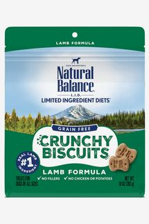 Natural Balance Crunchy Biscuits