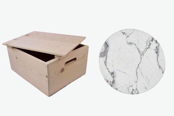 Pine Drop Box