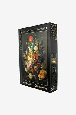 Clementoni Bowl of Flowers 1000-Piece Jigsaw Puzzle