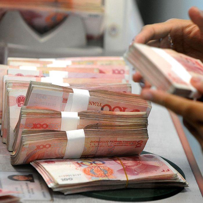 Cash money.