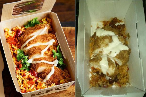 KFC Actually Apologized to a Customer for Its Horrible-Looking Food