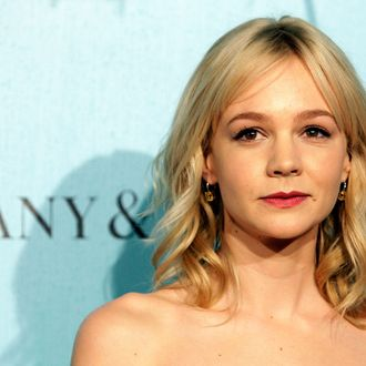 SYDNEY, AUSTRALIA - MAY 22: Carey Mulligan attends the 'Great Gatsby' Australian premiere at Moore Park on May 22, 2013 in Sydney, Australia. (Photo by Lisa Maree Williams/Getty Images)