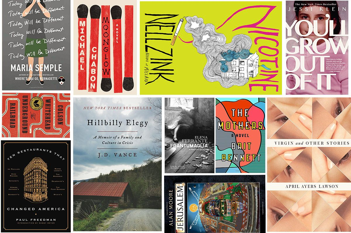 15 of the Year's Most Giftable Books