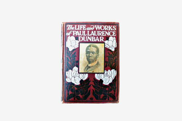 "Blk Mkt Vintage Antique Clothbound ""The Life and Works of Paul Laurence Dunbar"" by Paul Laurence Dunbar (First Edition, 1907)"