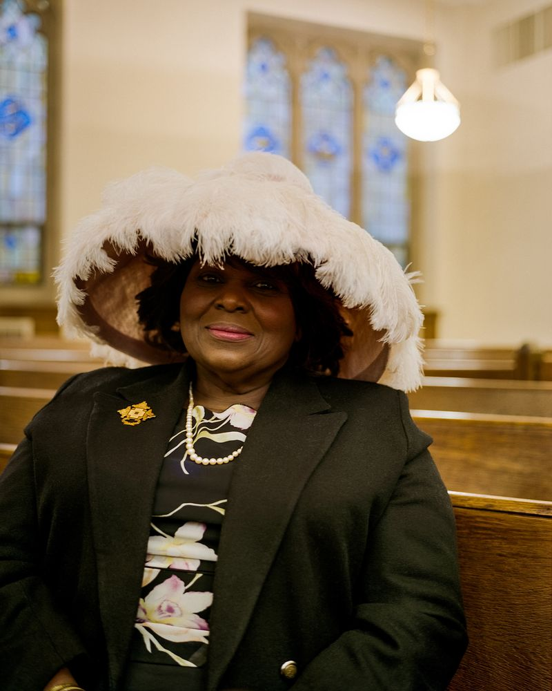 Image result for church hats