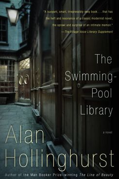 The Swimming Pool Library, by Alan Hollinghurst