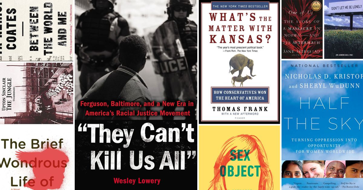 12 Books We're Reading to Understand the Election Result