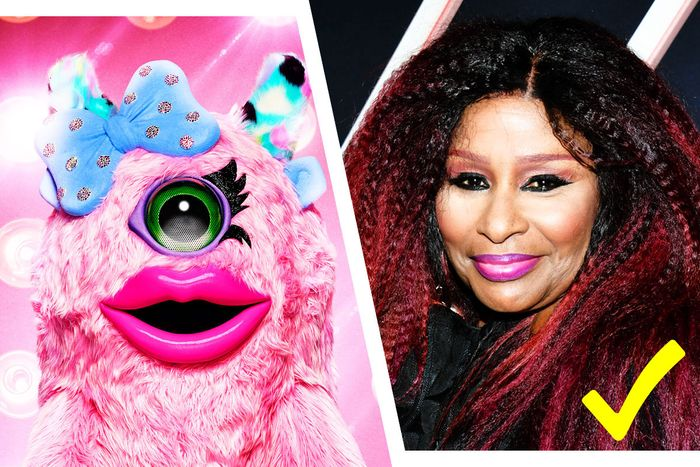 Yep, Miss Monster is Chaka Khan.
