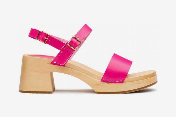 Swedish Hasbeens Gittan, Neon Pink