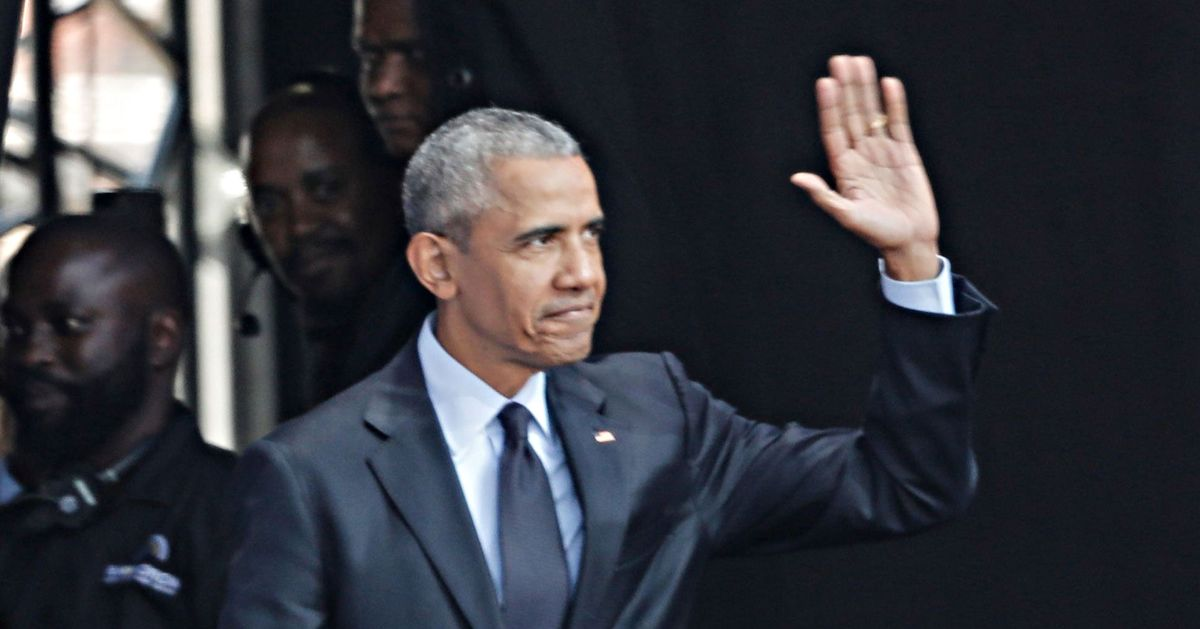 nymag.com - Benjamin Hart - Obama Says We Live in 'Strange Times' in Major South Africa Speech