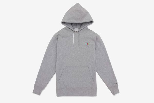 A24 Grey Patch Hoodie