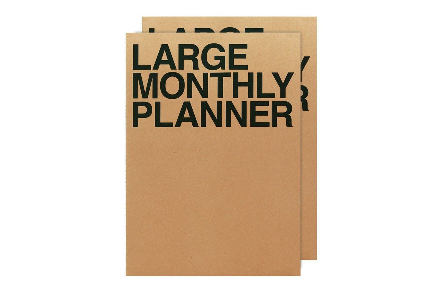 Jstory Large Monthly Planner