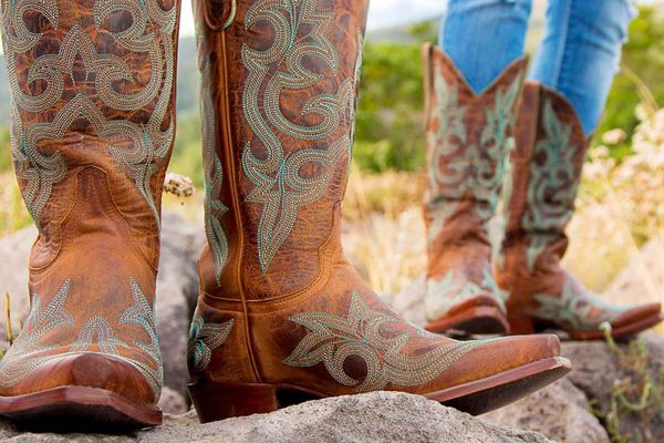 Old Gringo Women's L113-13 Diego Cowboy Boot