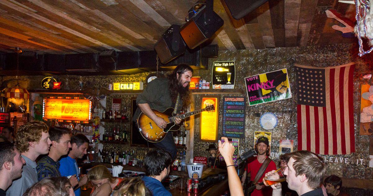 Bar Mit Live Musik
